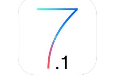 ios 7.1 iphone novità