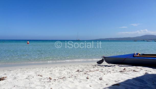 Spiaggia La Cinta Beach