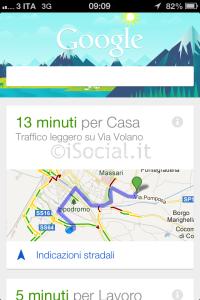 Google jetzt: Zwischen Wohnung und Arbeitsstätte