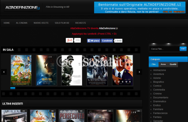 Raysand Film-streaming