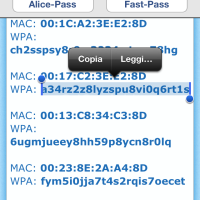 Modem-pass | Find the wifi password - copy of the password