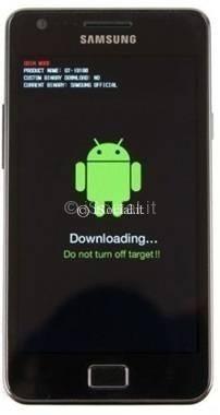 downloadmode2 [Guida] Aggiornare Samsung con Odin