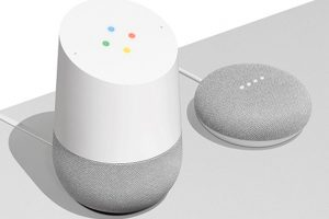 google home e mini