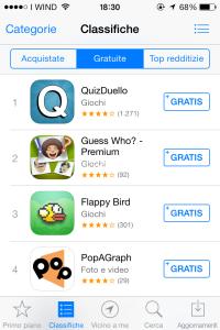 id apple senza carta di credito app gratis
