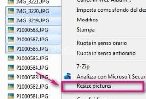 Image Resizer Start