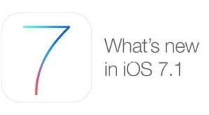 ios7.1 novità