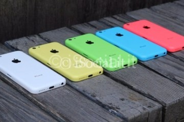 iPhone-5 c-colorful