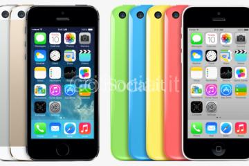 iPhone-5 s-5 c