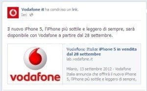 iphone5 vodafone