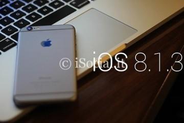 jailbreak iOS 8.1.3