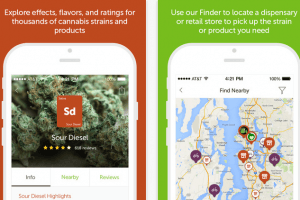 leafly app
