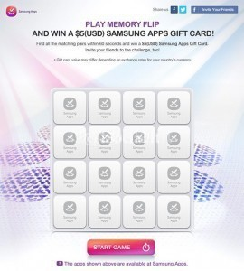 Samsung memory flip