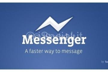 messenger chiamate gratis