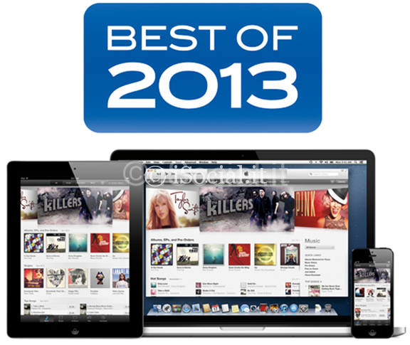 migliori app 2013