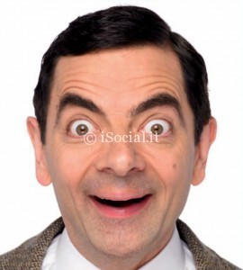 Photo Mr.. Bean per WhatsApp