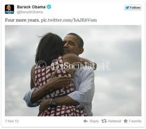 Obama presidente USA Twitter