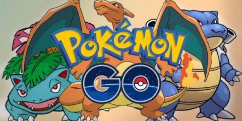 Pokémon gehen