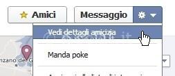 facebook pagina amicizia