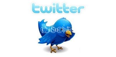 Uccelino twitter