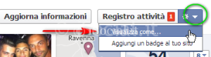 Visualizza come... Facebook