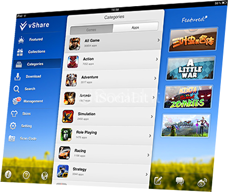 Download vshare ios 7