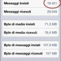 whatsapp messaggi inviati