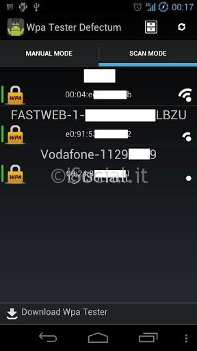 Generatore di password wifi telecom